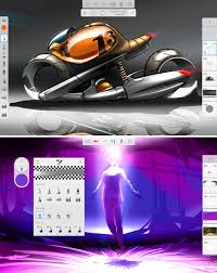 the 5 best android apps for artists digital arts