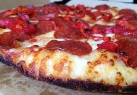 domino pizza hand tossed taste test new pan pizza from domino s huffpost