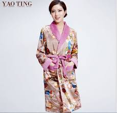 coral women arrivel leisure suit winter robe long night gowns
