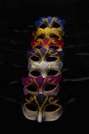 venetian costume party masquerade halloween masks flash glitter