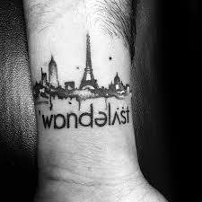 70 wanderlust designs for travel inspired ink ideas