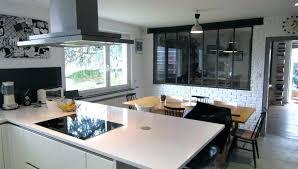 cuisine style atelier industriel cuisine style atelier artiste verriere industrielle leroy merlin
