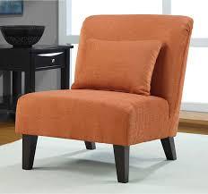 Burnt Orange Accent Chair Design Of Burnt Orange Accent Chair Orange Accent