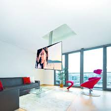 Motorized Ceiling Mount Tv by Contemporary Tv Ceiling Mount Remote Controlled Motorized