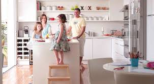 Family Kitchen Design by Kitchen Archives Ideal Homez