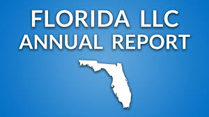 llc annual report template florida llc annual report