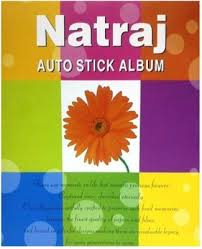 5 X 5 Photo Album 12 Off On Natraj Superstick Photo Bigger Autostick 25 Sheets 12