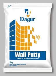 wall putty wall putty 1kg dagur in indore madhya pradesh dagur industries