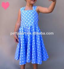 baby party dress children frocks design yellow polka dot