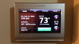 Total Connect Comfort Honeywell Connecting Amazon Echo Dot To Honeywell Thermostats Tom U0027s Tek Stop