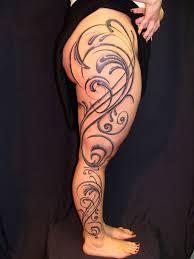 female leg tattoos upper leg tattoos for women 1000 ideas about upper thigh tattoos