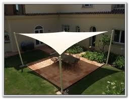 patio shade sails installation patios home design ideas
