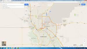El Chicago Map by El Paso Texas Map