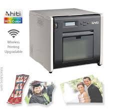 photo booth printers hiti p520l dye sub photo printer 4x6 ribbon paper 1000