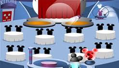 jeux restaurant cuisine jeux de cuisine avec mickey gratuits 2012 en francais