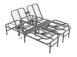pragma bed amazon com pragma bed pragmatic adjustable bed frame head and