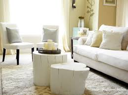 Wood Trunk Coffee Table Coffee Table Tree Trunk Coffee Table Thrifty And Chic Diy Projects