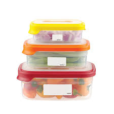 Kitchen Canister Labels Erasable Labels Erasable Food Storage Labels The Container Store