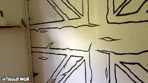 comment dessiner sur un mur de chambre à référence sur la