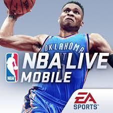 nba mobile app android nba live mobile 2016 android box cover mobygames