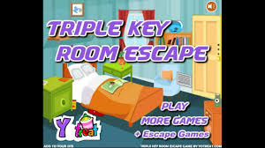 triple key room escape walkthrough youtube