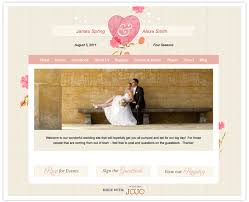 wedding site 11 best wedding website images on wedding website