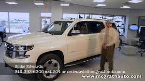 chevy yukon 2015 chevy tahoe compare to ford expedition and gmc yukon youtube