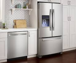 Stainless Steel Refrigerator French Door Bottom Freezer - afi2539erm amana 36