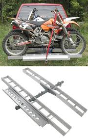 motocross bike carrier trailer hitch receiver mounted forged tow eye 10k trailer hitch