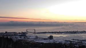 lake superior steam devils part 2 time lapse video youtube