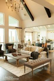 Living Room Colors With Brown Furniture Best 25 Painted Beams Ideas On Pinterest Dark Wood Floors