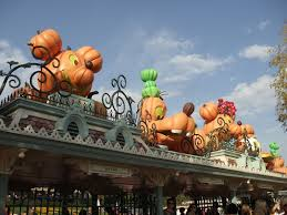 halloween fever at disneyland small crazy world after all