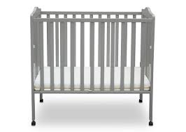 Folding Mini Crib by Delta Children Portable Mini Crib With Mattress U0026 Reviews Wayfair