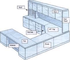 Office Desk Parts Office Desk Parts Desk Design Ideas