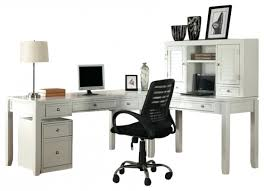 Office Depot Computer Desks For Home Desk Office Adaptations L Shaped Computer With Hutches For