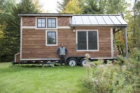 Vermont how to become a travel agent from home images A vermont tiny house is full of huge possibilities the boston globe jpg