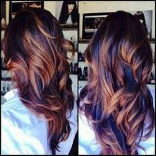 high and low highlights on short hair 25 best hairstyle ideas for brown hair with highlights dark red
