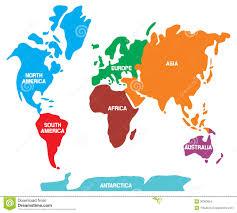 Hummingbird Map World Map Stock Photo Image Of North Atlas Ocean East 30363804