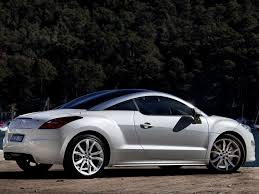 pejo spor araba peugeot planning second generation rcz autoevolution