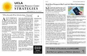 scholarship resource center university of california los angeles