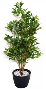 150 cm tall decorative artificial croton plant without pot