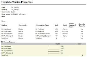 27 images of water works utility bill template infovia net