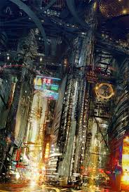 79 best sci fi cyber punk images on pinterest cities concept