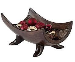 decorative bowls for tables amazon com creative scents schonwerk decorative bowl centerpiece
