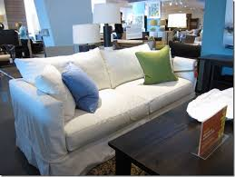 crate and barrel down filled sofa are you more the pottery barn or crate barrel type in my own style