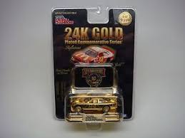 50th anniversary gold plate racing champions 24k gold plated 94 nascar 50th anniversary
