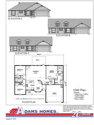 Springs Floor Plans by Magnolia Springs Adams Homes