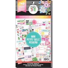 recollections creative year planners michaels create 365 the happy planner choose happy mini sticker sheets