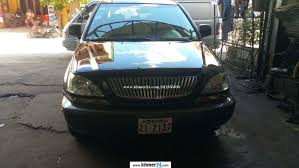 lexus rx300 navigation lexus rx300 year 1999 pong 1 in phnom penh on khmer24 com