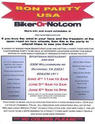 2010 may the virginia biker network
